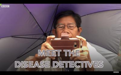 BBC News: Thailand's Disease Detective