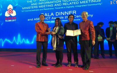 Opendream won 2 ASEAN ICT Awards 2017