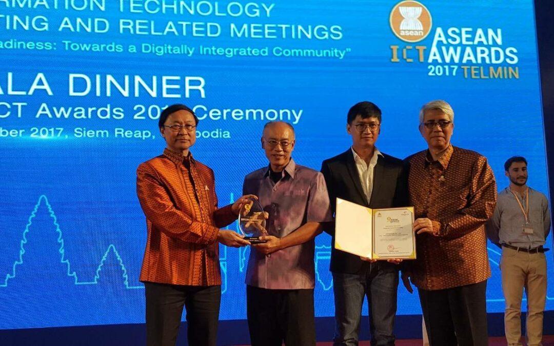 PODD ASEAN ICT Awards 2017