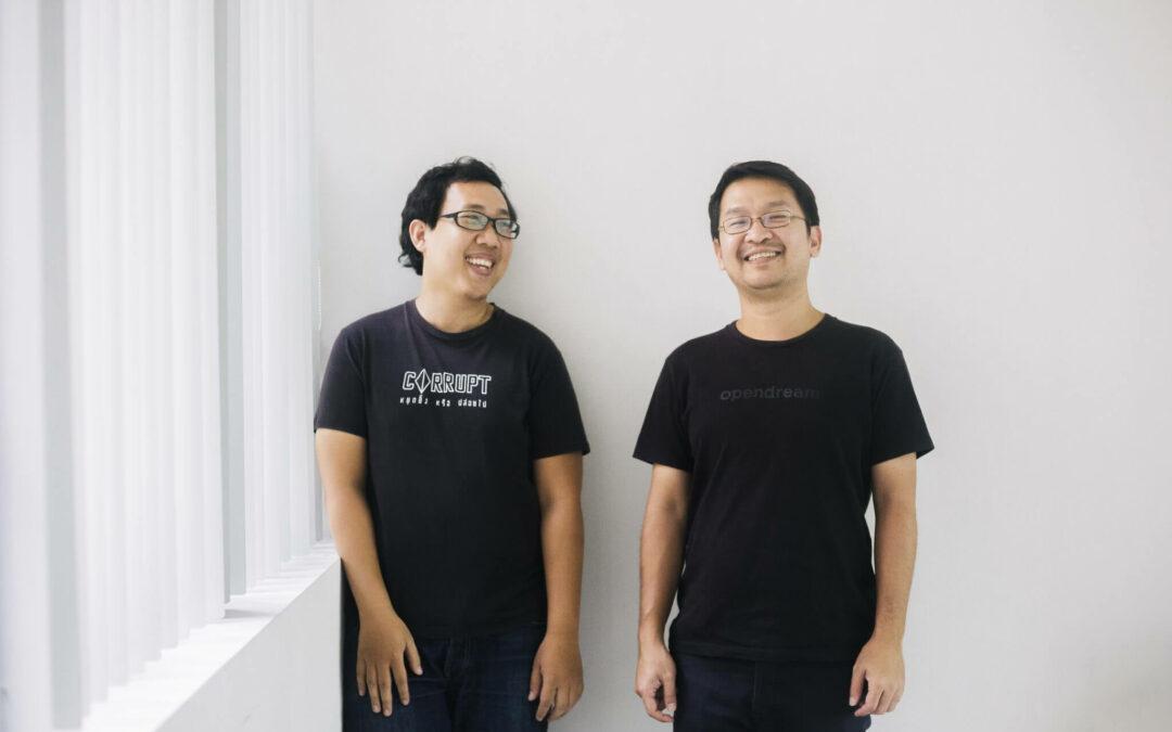 แมค & โบจัง นักออกแบบเกม จาก opendream