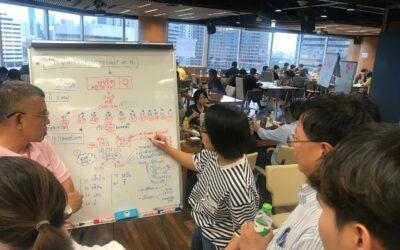 โอเพ่นดรีมร่วมจัด Datathon เพื่อสร้างฐานข้อมูลเฝ้าระวังการคอร์รัปชัน