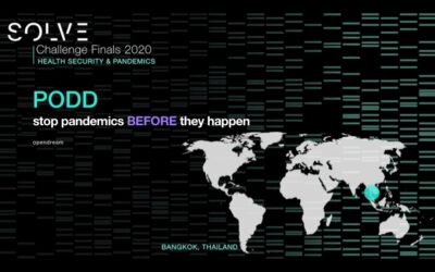 Opendream Wins Global MIT Solve Competition with PODD